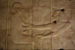 Templo de Sethi I en Abidos. Abydos , Seti I , Capilla de Ptah. Ptah's chapel. Chapelle de Ptah. (Soloegipto) Tags: egypt egipto luxor abydos osirion ptah setii abidos sethii osireon templodesetienabidos