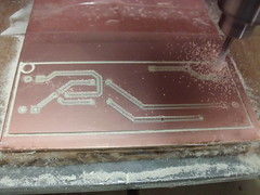 Circuit Board Milling #2