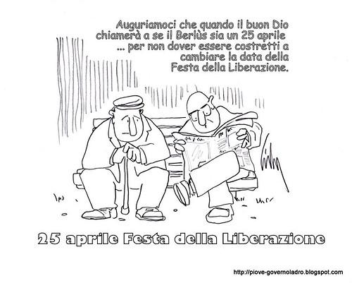 25Aprile - Pasqua di Liberazione. by Livio Bonino