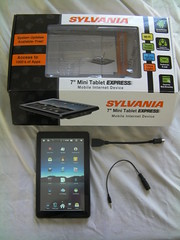 "Update: Sylvania 7"" Android tablet IS CRAP Reviews"
