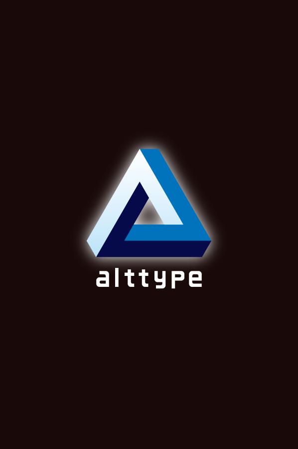 ロゴ|altype
