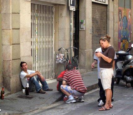 prostitutas particulares barcelona estereotipos literarios