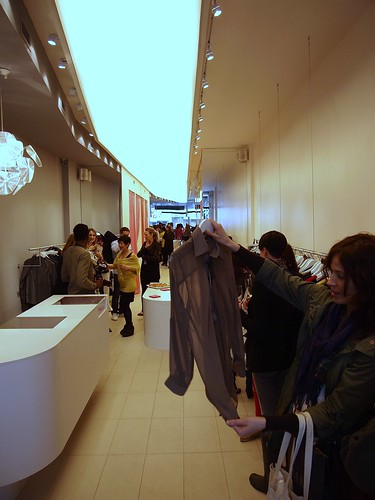 Stacey Zhang Toronto Boutique Launch Party