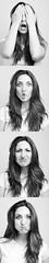 maria oliv, actriz, fotomaton (Angharad Segura | fotgrafa) Tags: barcelona portrait look studio book march photobooth retrato maria bcn smiles indoors actress caras portfolio fotomaton mirada marzo angharad risas muecas actriz actriu 2011 angharadsegura