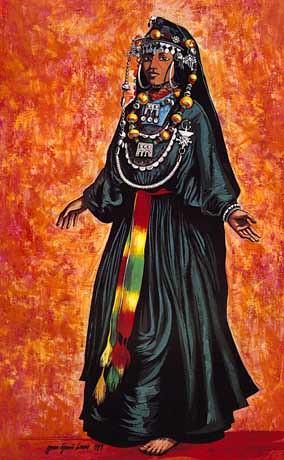 Costume traditionnel des Ait Tissint 5665717019_ed0bcef44c
