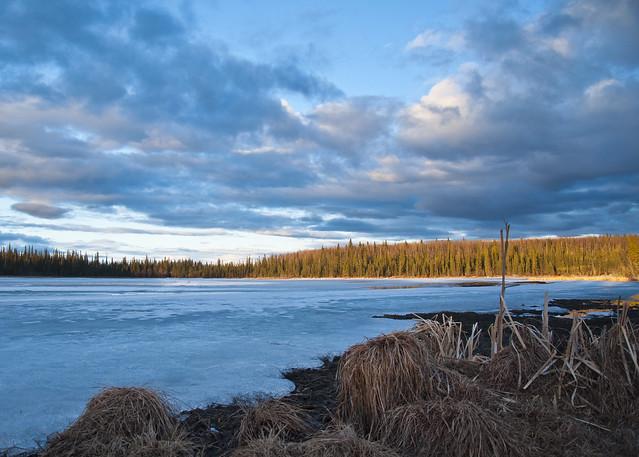 Smith Lake Thaw