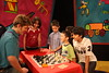 Taylor Challenges Kids To A Chess Match