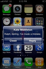 (nardell) Tags: screenshot iphone sortof katemiddleton almostfunny
