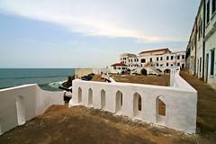 Cape Coast Castle (paulinuk99999 (I'm back!!)) Tags: world ocean africa sea heritage coast site ghana cape trade obama slave accra caslte paulinuk99999