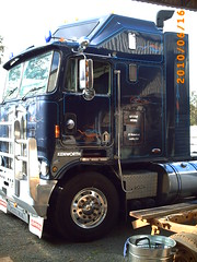 Kenworth K 100 Aerodyne Cabover http://flickrhivemind.net/User/81_aero/Timeline