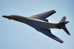 B-1B High Speed Pass (mvonraesfeld) Tags: show california ca speed us flying high aircraft aviation military air flight air