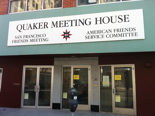 SF Quaker Meetinghouse