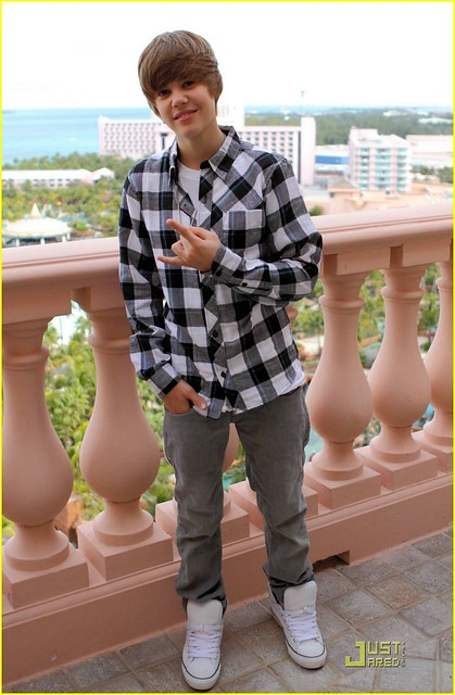 Justin Bieber at Atlantis by ][][j t3