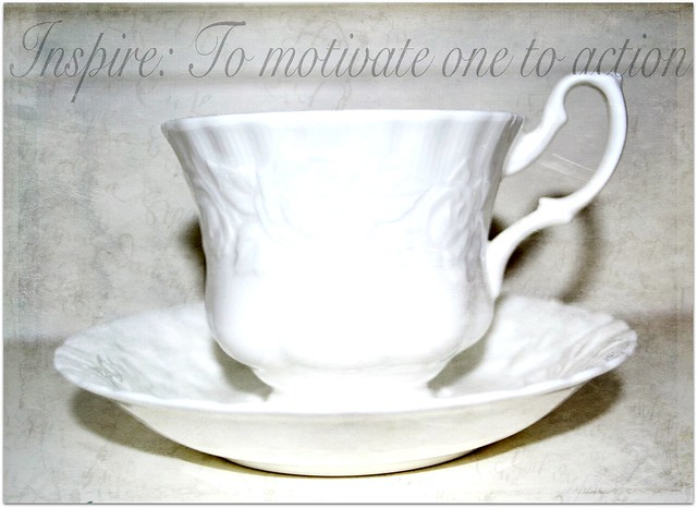 Texture Tuesdays Teacup two