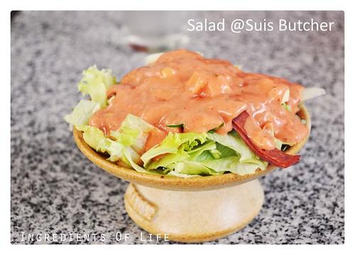 Salad@Suis Butcher