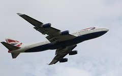 British Airways B747 G-CIVN, 1 (sohvimus) Tags: london airplane heathrow aircraft airplanes aeroplane boeing britishairways boeing747 747 jumbojet aeroplanes lhr hatton b747 lontoo vliegtuig oneworld boeing747400 tw14 londonheathrow egll speedbird lentokone boeing747436 gcivn