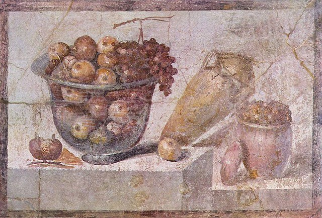 Pompeia-mural
