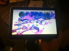 Galaxy Tab 10.1 en exclu belge!
