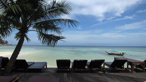 Koh Phangan Salad Beach Resort コパンガン サラダビーチリゾート (4)