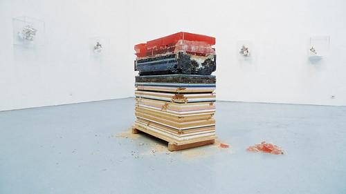 Amelie Chabannes - Fragments - Galerie Hussenot, Paris