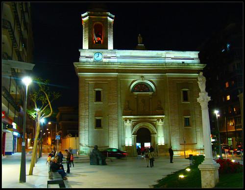 Iglesia de San Sebastian, Almería