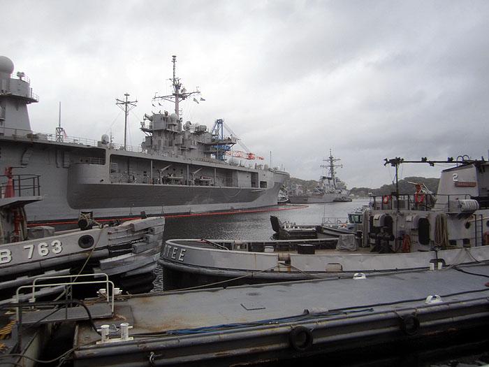 Inport Yokosuka