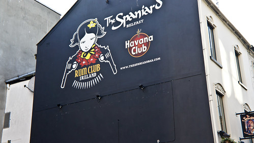 Belfast - The Spaniard Pub