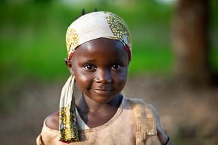Lendu princess   - DR CONGO -