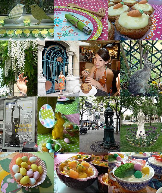 mosaïque Parisian Walkways 1 et Pâques.jpg