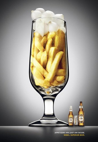 nobel-beer-french-fries