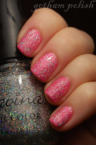 Savina Fairy Dust pink GP