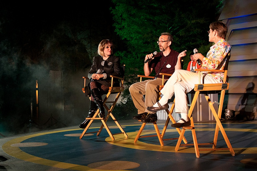Bree Starlighter Speaks with Walt Disney Imagineers Steven Speigel and Kathy Rogers