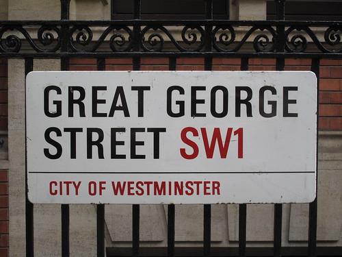 Great George Street SW1