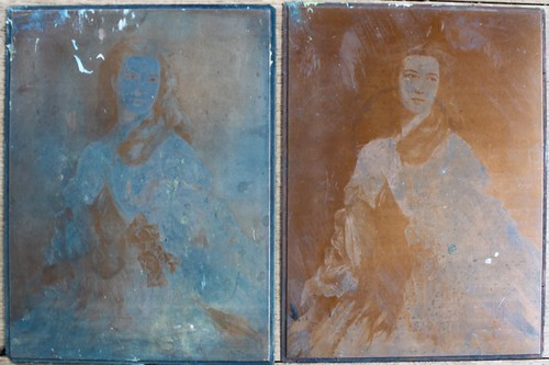 Original colour seperation plates