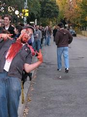 (McFarlaneImaging) Tags: toronto halloween dead blood cosplay zombie extreme makeup gore horror undead wound ghoul specialeffects sfx zombiewalk braaaaaaaaains discoveron