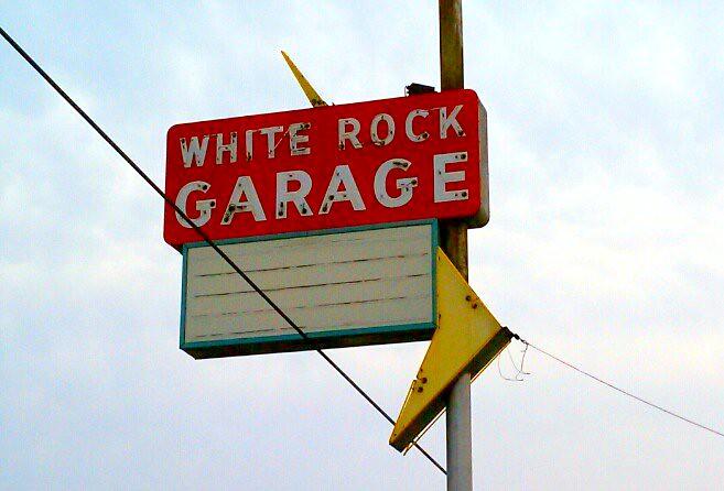 White Rock Garage - Dallas TX