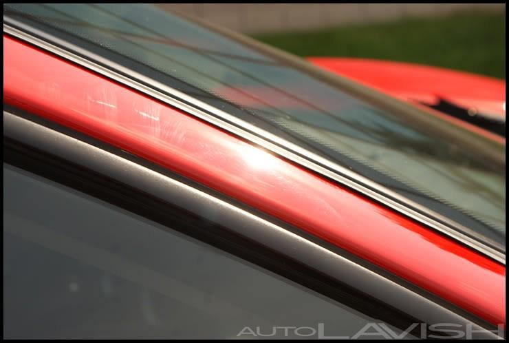 Ferrari Scud scuffs