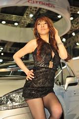 - LEE Da Bin (KRWonders) Tags: show hot sexy girl car model citroen korea racing exhibition bin event korean lee seoul da motor promotional sms wonders ilsan kintex 2011  krwonders sms2011