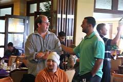 Steve Gregory Meets Fans