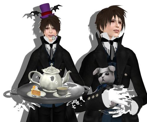 Black Butler hunt