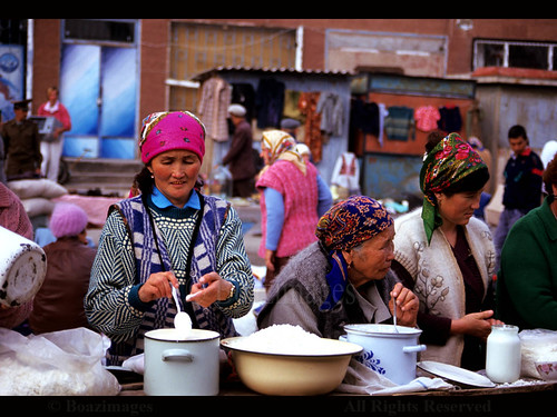 CENTRAL ASIAN MARKETS