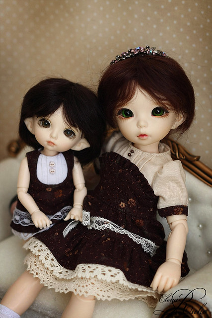 Zaryana and Sophie