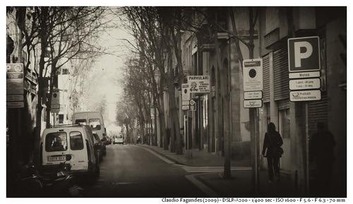 """Barcelona: Cenas de Inverno (2) by Claudio """"CAlex"""" Fagundes"""