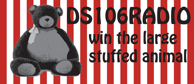 DS106 Big Stuffed Animal