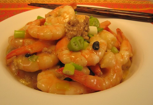 Shrimp in Lobster Sauce 008