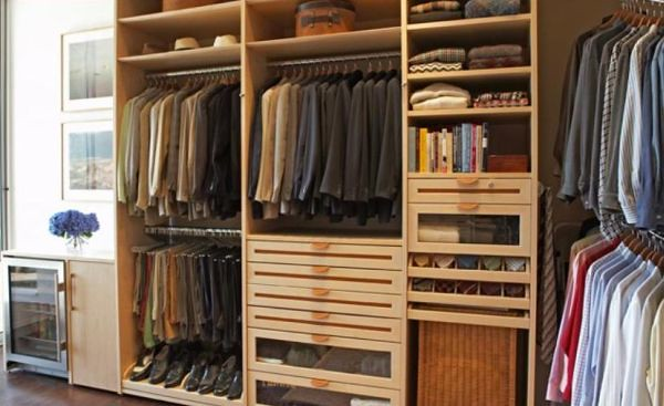 Diseno De Baños Con Walking Closet:Diseño de un walk in closet para hombre