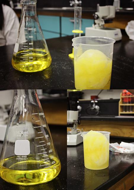 MODS lab triptych