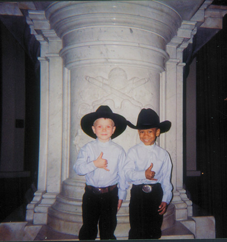 Jacob Nelson and Brandon Landrum - First Wynonna Concert Las Vegas