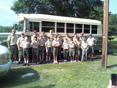 Boy Scout Troop 942, Sanford, NC by Joe Jon!
