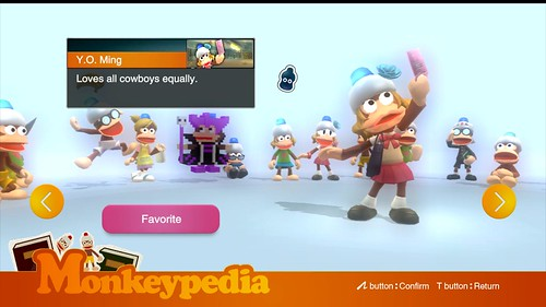 Ape Escape: Monkeypedia